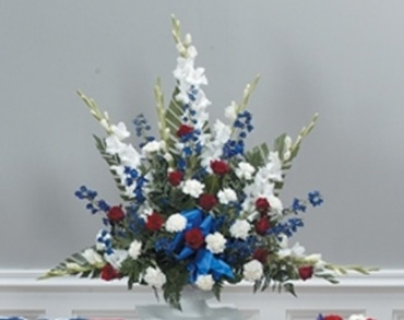Honored Service Tribute Bouquet